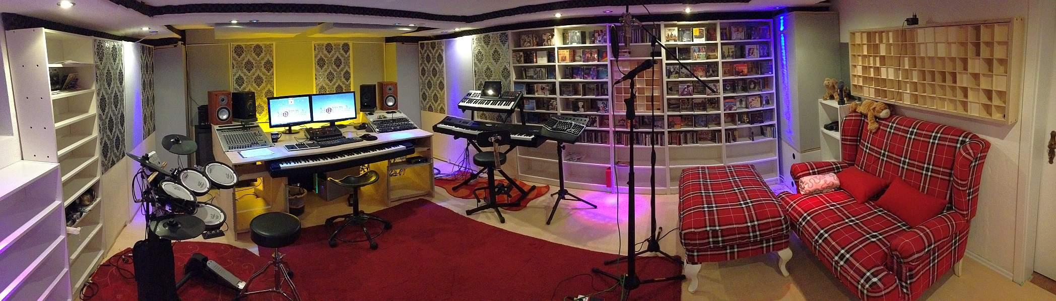 Renovierung Ton Studio …